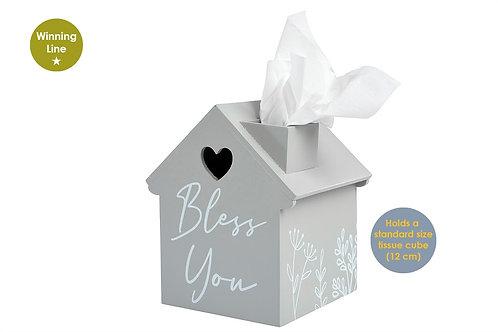 House Tissue Box