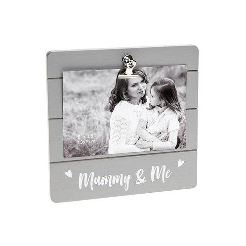Mummy & Me Clip Frame