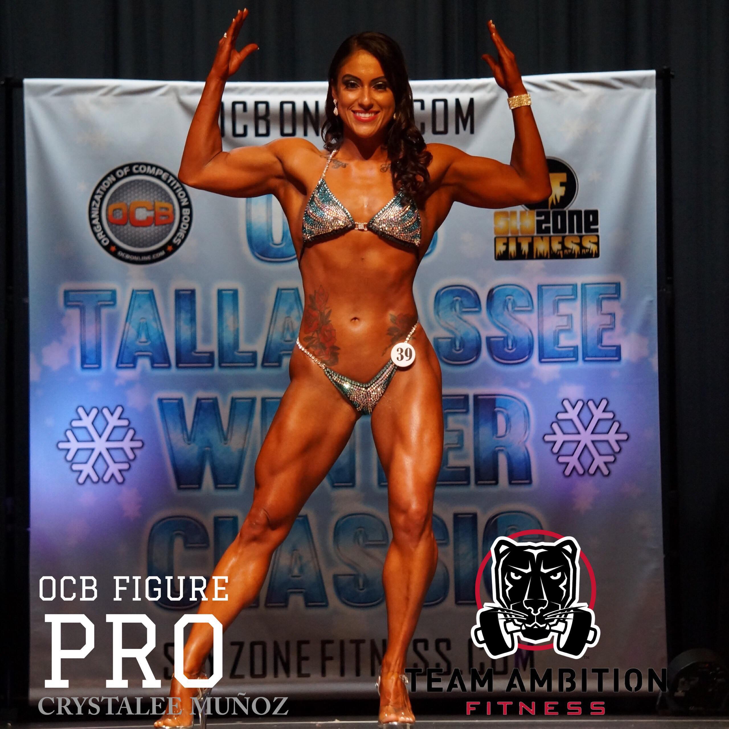 Crystalee: OCB Figure Pro