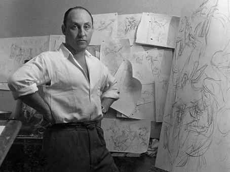 Oscar Cahén: The Power of Illustration