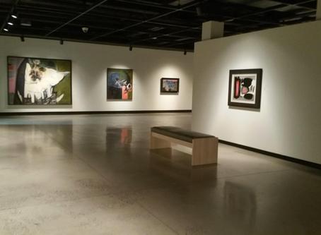 Oscar Cahén at Beaverbrook Art Gallery