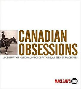 Cahén Illustration chosen in Canadian Obsessions: A Century of National Preoccupations as seen by Ma