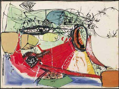 Oscar Cahén - Heffel Auction May 27, 2015