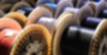 fiber reels