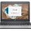 Thumbnail: HP 11-V000NR Chromebook Intel Celeron N3060 (1.60 GHz) 2GB Memory 16GB EMMC