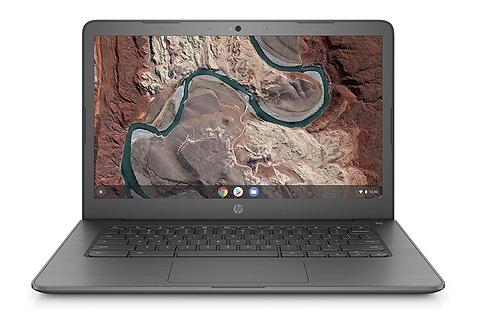 """HP 14"""" 14-DB0002CA Chromebook AMD A4-Series A4-9120C (1.60 GHz) 4GB, 64GB EMMC"""