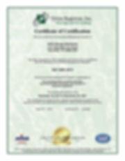 2018 eScrap Solutions-ISO 14001.2015 Cer