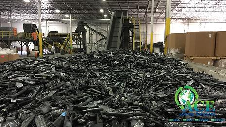 ACE eScrap Solutions warehouse 3