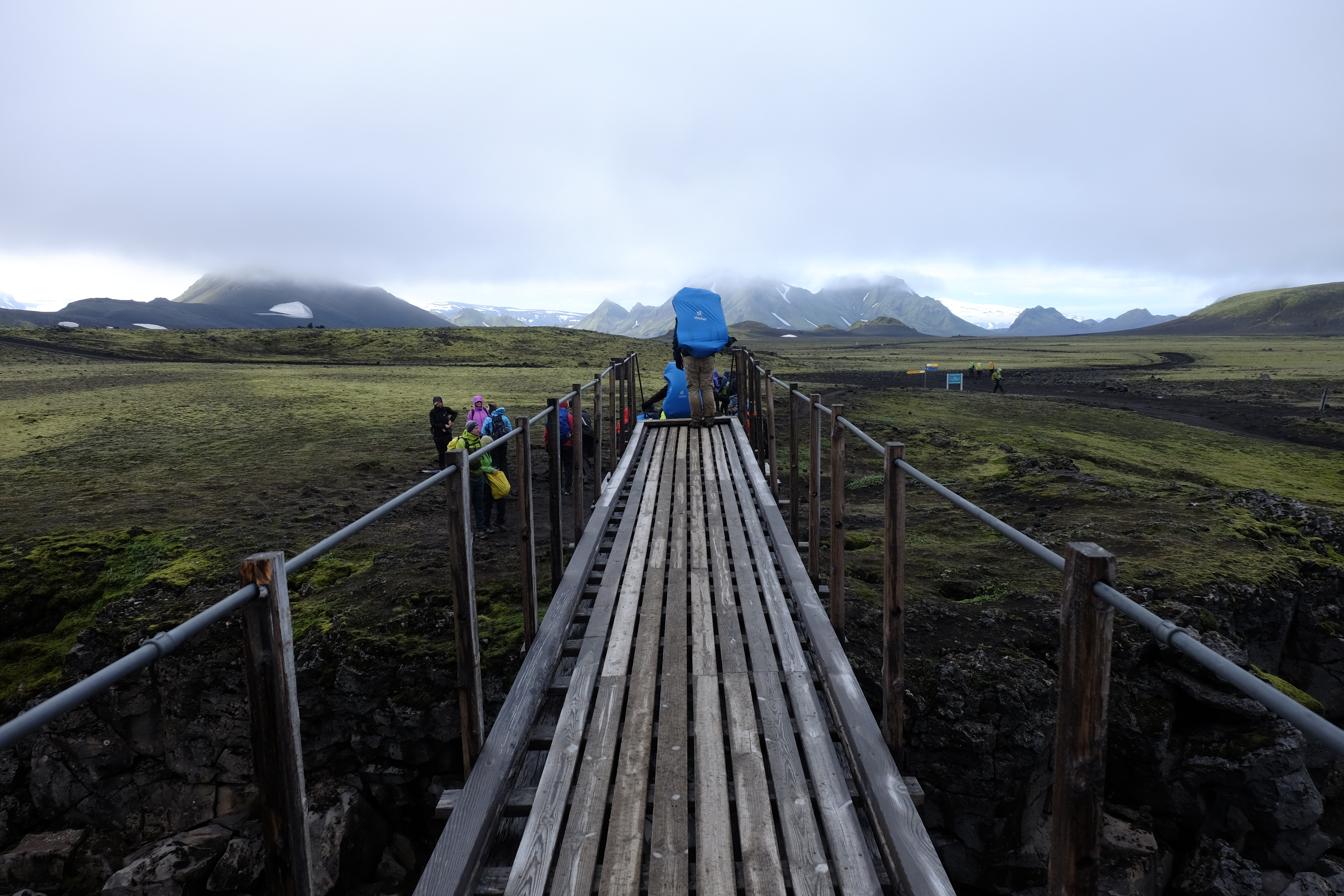 Hiking in Iceland 22nd-27th of Jun 2021