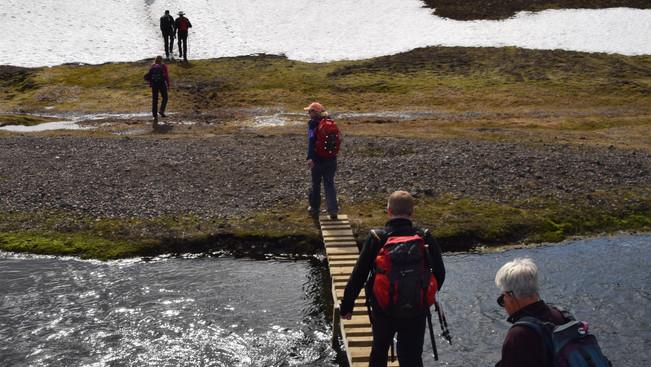 Day 4 - Hiking from Álftavatn