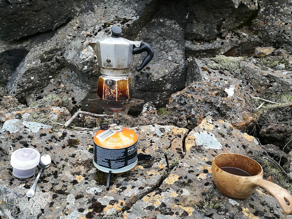 Double Espresso - Feast in the Wild