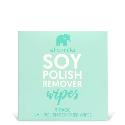 Soy Polish Remover Wipes - 5 pack