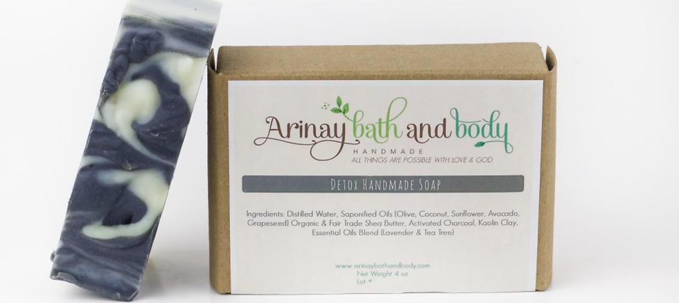 Detox Handmande Soap