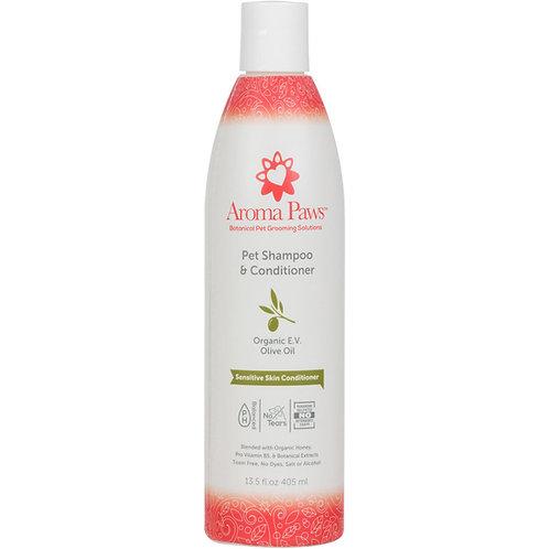 Pet Shampoo & Conditioner Sensitive Skin