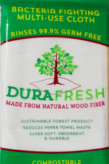 DURA FRESH Cloths (2 pack)