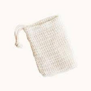 Sisal- Soap Saver Bag