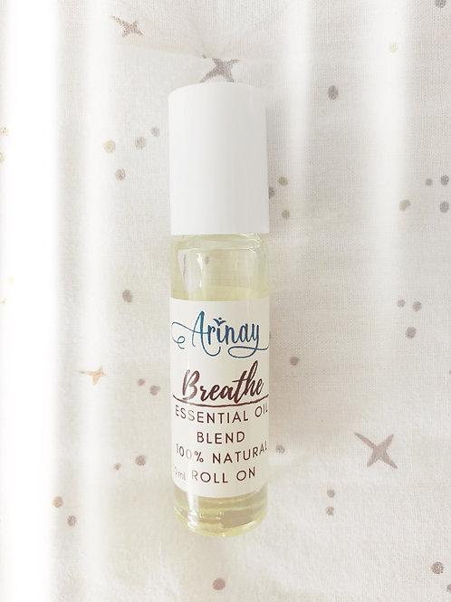 Breathe Aromatherapy Oil