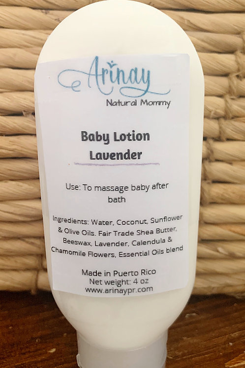 Baby Smooth and Calming Lotion