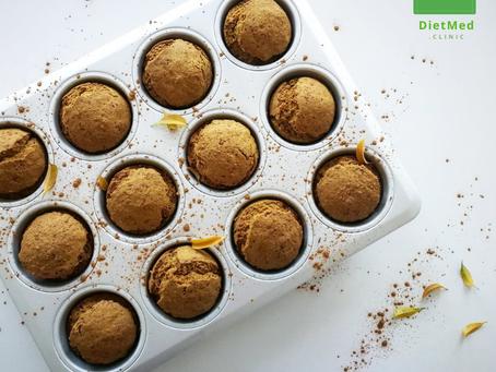 Dziecinnie proste muffinki dyniowe