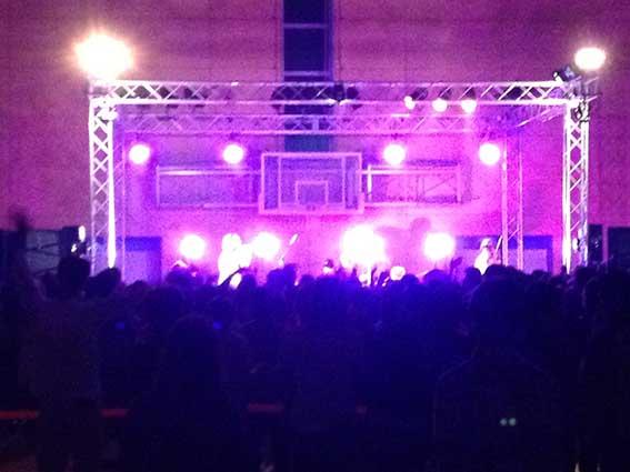 大学学園祭コンサート