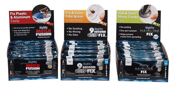 magicezy fiberglass repair products