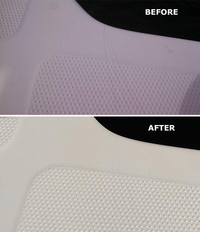 fiberglass repair, magicezy