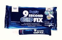 magicezy 9 second chip fix, fiberglass repair