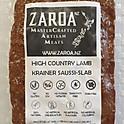 High Country Lamb Krainer Saussi-Slab Dish