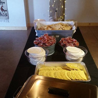 Catering Set-Up