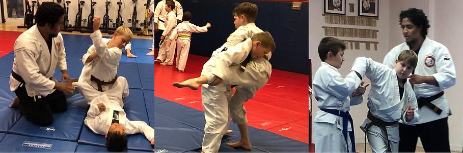 Kids Jiu Jitsu Calgary 7 Virtues