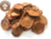 Щётка или подъязычный срез содержит почти половину нормы элемента цинка, который способствует снижению холестериновых бляшек и значительно улучшает состав крови.  Подъязычный срез имеет высокое содержание калия, серы, йода и фосфора, а также хрома и железа, что регулирует работу всех внутренних органов, обеспечивает правильное развитие и рост животного. Щётка не содержит соединительных тканей и прекрасно усваивается желудочно-кишечным трактом собаки. Употребление подъязычного среза помогает нормализовать состав крови собаки, а присутствие витаминов группы В положительно влияет на состояние шерстяного покрова собаки.