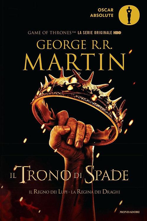 Il trono di spade. Libro secondo di George R.R. Martin - Mondadori