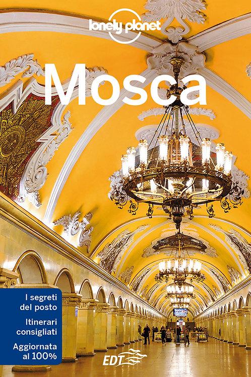 Mosca Guida di viaggio 7a edizione - Luglio 2018