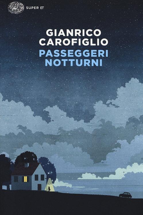 Passeggeri notturni di Gianrico Carofiglio - Einaurdi
