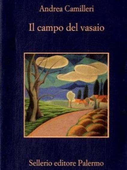 Il campo del vasaio di Andrea Camilleri - Sellerio