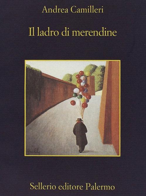 Il ladro di merendine di Andrea Camilleri - Sellerio