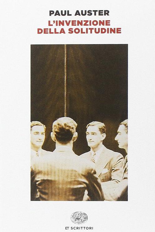 L'invenzione della solitudine di Paul Auster