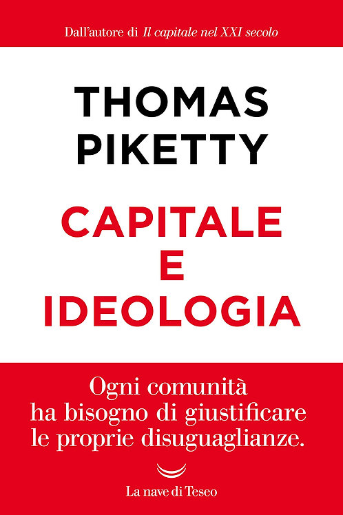 Capitale e ideologia di Thomas Piketty