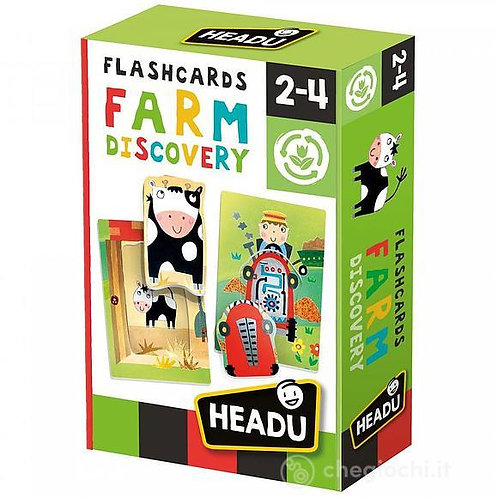Flashcards. Farm discovery