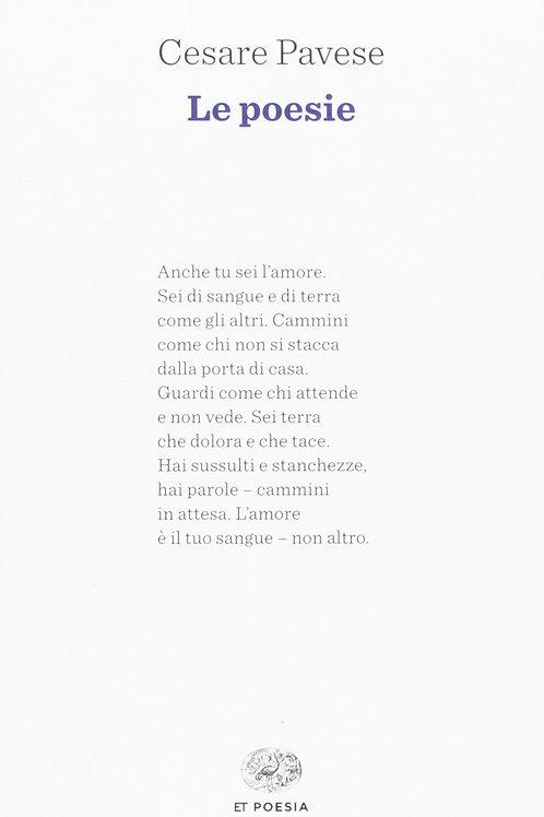 Le poesie di Cesare Pavese