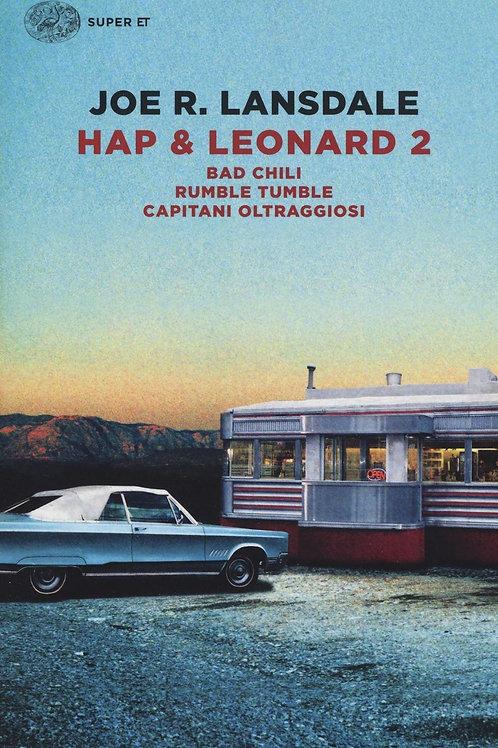 Hap & Leonard. Vol. 2 di Joe R. Lansdale