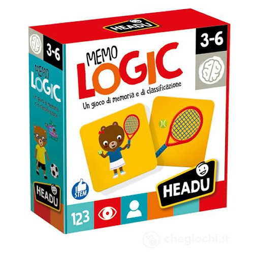Logic plus memogame