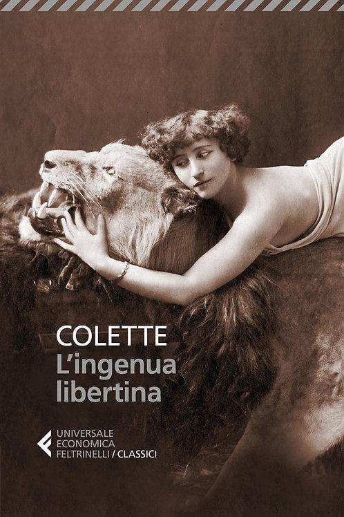 L'ingenua libertina di Gabrielle-Sidonie Colette
