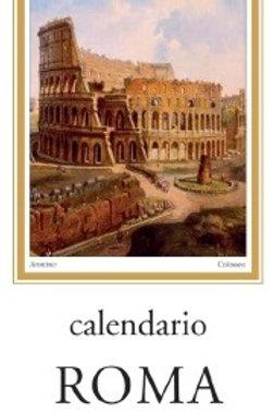 Calendario 2021 Roma