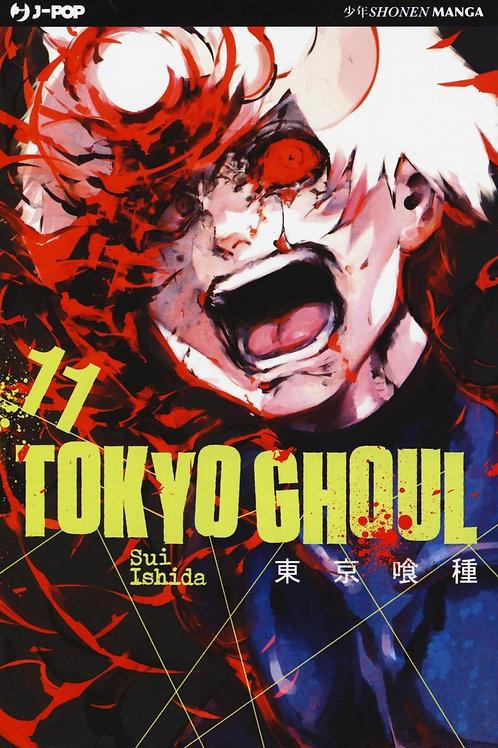 Tokyo Ghoul n°11