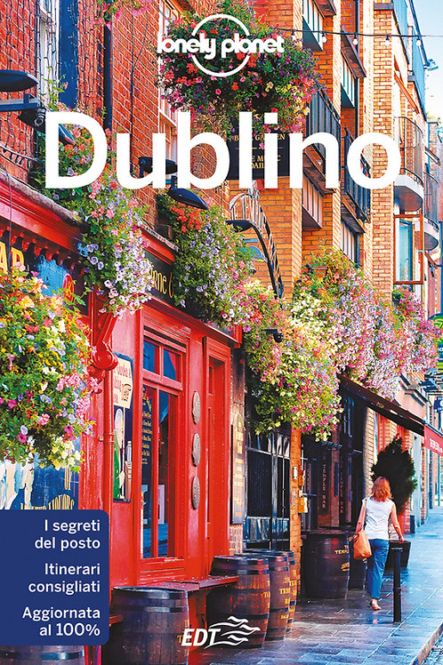 Dublino Guida di viaggio 6a edizione - Marzo 2017