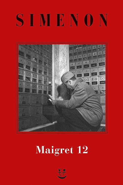 I Maigret. N.e. Vol. 12 di Georges Simenon