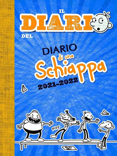 DIARIO IMBOTTITO DATATO SCHIAPPA