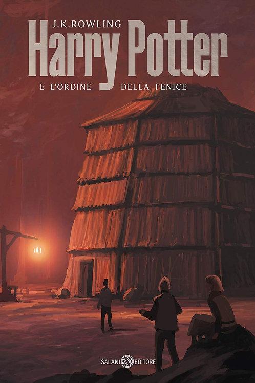 Harry Potter e l'ordine della fenice di J. K. Rowling