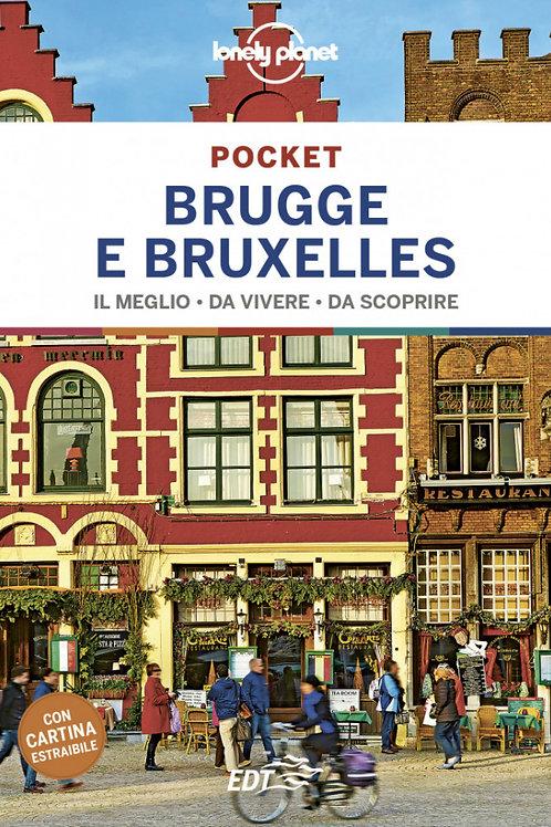 Brugge e Bruxelles Pocket Guida di viaggio 4a edizione - Settembre 2019